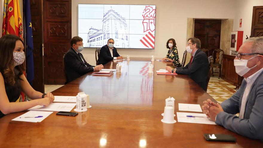 Las cooperativas piden participar en el plan de reconstrucción de la Comunidad Valenciana