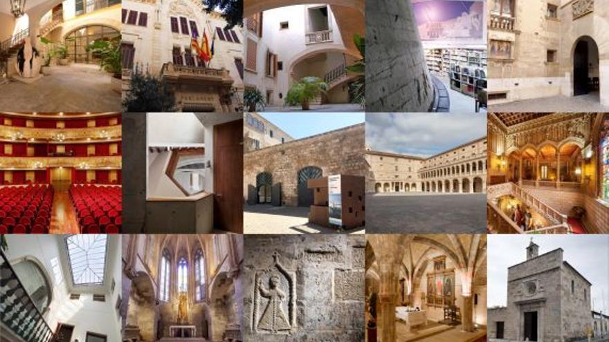 Festival Open House verschafft Zutritt zu den interessantesten Gebäuden von Palma de Mallorca