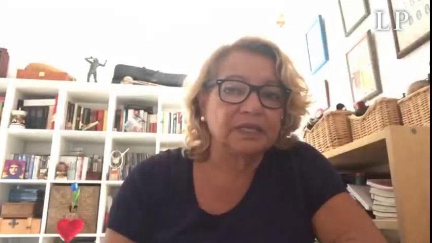 Meri Pita acepta encabezar la lista de En Canarias Podemos para las primarias