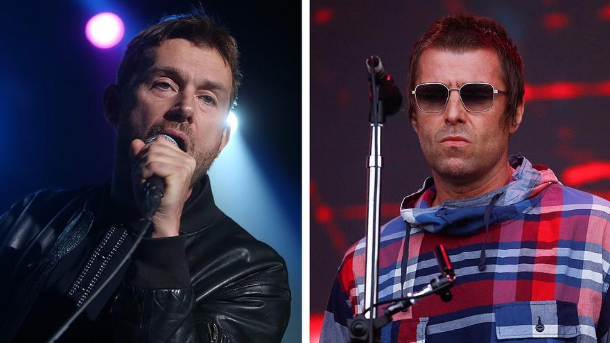 Oasis contra Blur: una rivalidad musical con ribetes futbolísticos