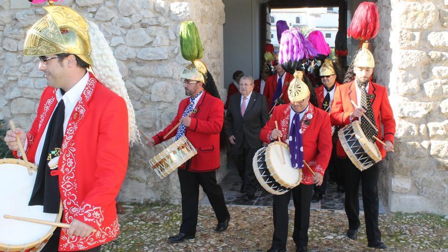 La Junta declarará Bien de Interés Cultural el toque de tambor de los judíos de Baena
