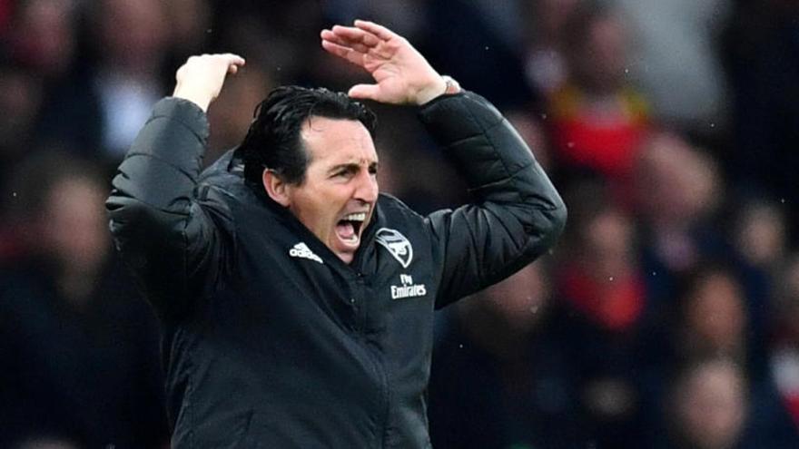 L'Arsenal destitueix Unai Emery pels mals resultats