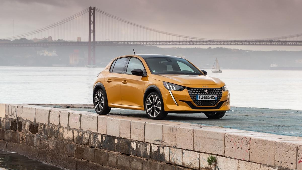 Los 10 coches más vendidos en marzo de 2021 en España