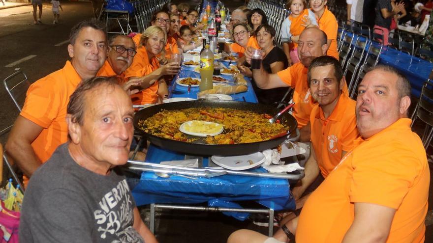 Burriana permitirá comidas en vía pública en las fiestas de la Misericòrdia