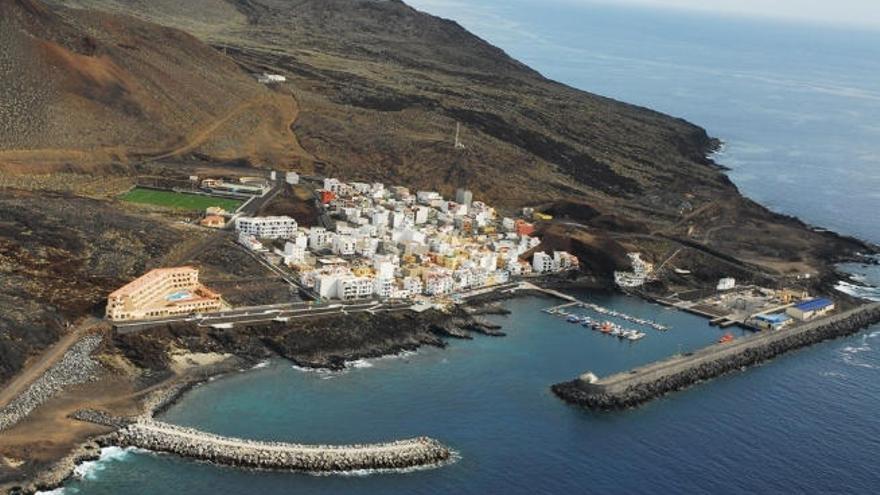 Destinan 153.000 euros a obras de saneamiento en el puerto de La Restinga
