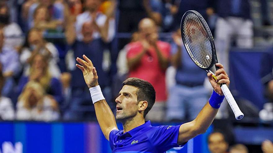 Djokovic, a un paso del trono universal