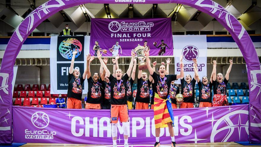 La Fonteta acogerá la Supercopa de Europa ante el Ekaterimburgo