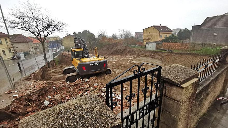 """El """"repunte"""" de la construcción en Moaña llega a Sisalde"""