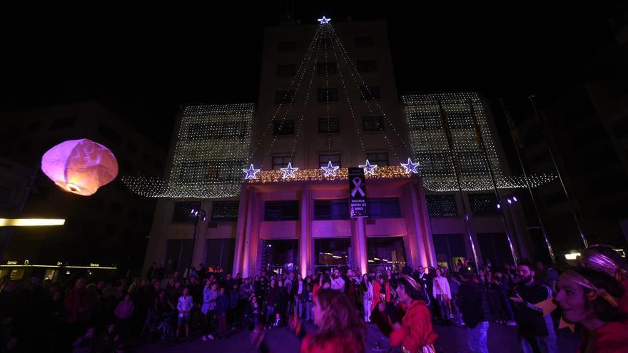 Vila-real gastará un máximo de 73.000 € en la iluminación especial de Navidad y las fiestas patronales