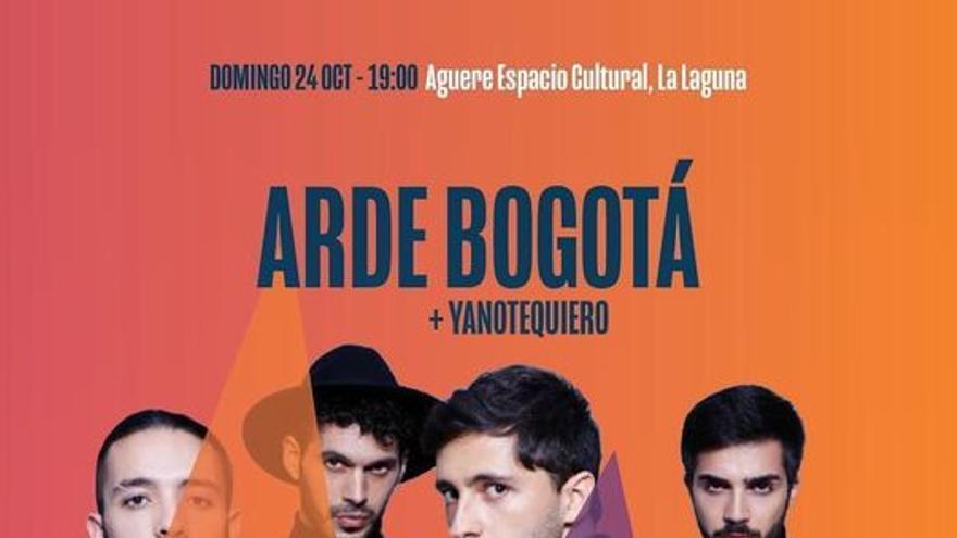 Arde Bogotá + Yanotequiero