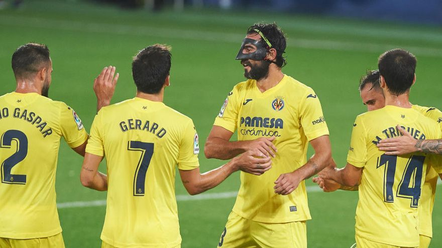 Villarreal, Real Sociedad y Granada conocen sus rivales de cara a la fase de grupos