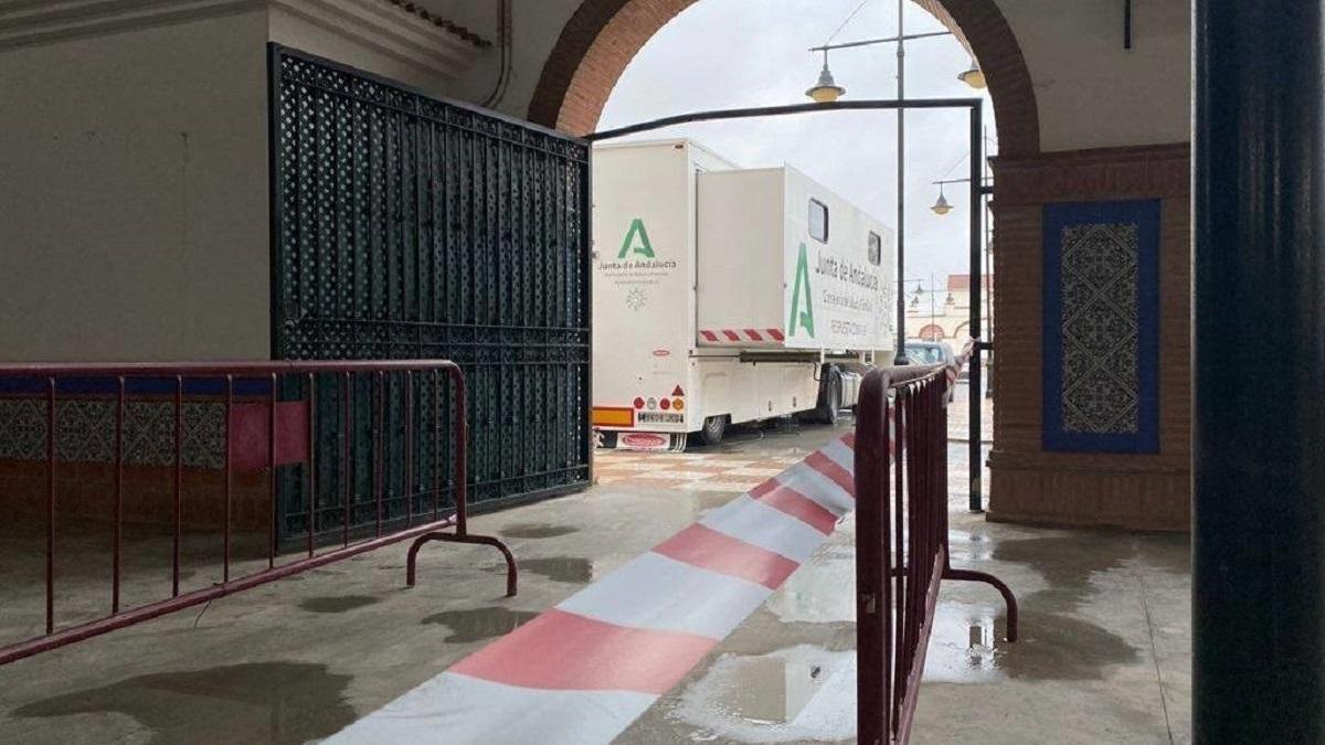 El cribado en Benamejí finaliza con siete positivos por covid entre las 259 pruebas realizadas