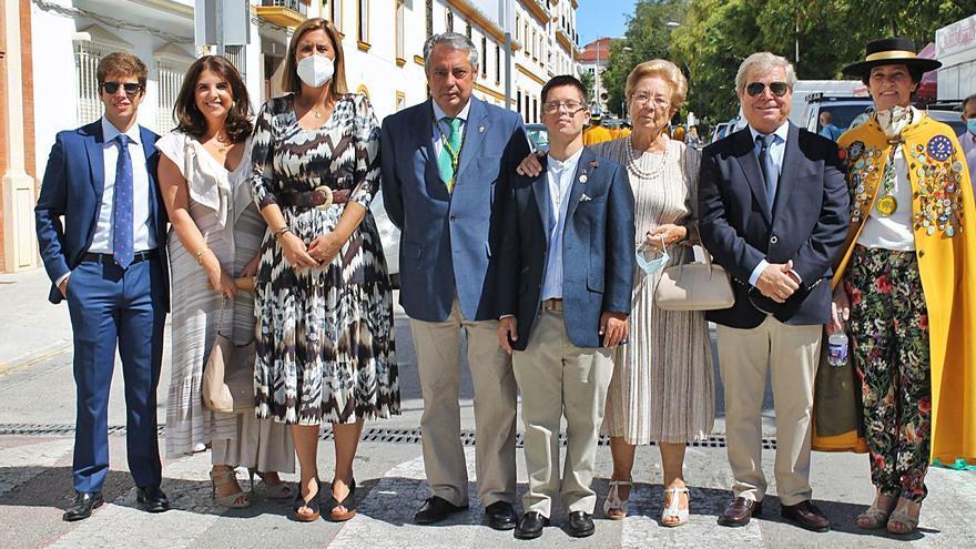 Núñez de Prado da nombre a una calle en Baena