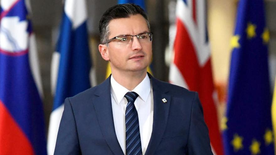 El primer ministro esloveno pide a Torra no comparar Cataluña con su país