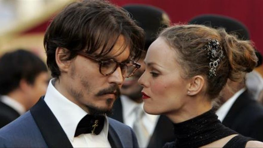 Vanessa Paradis desmiente su separación de Johnny Depp
