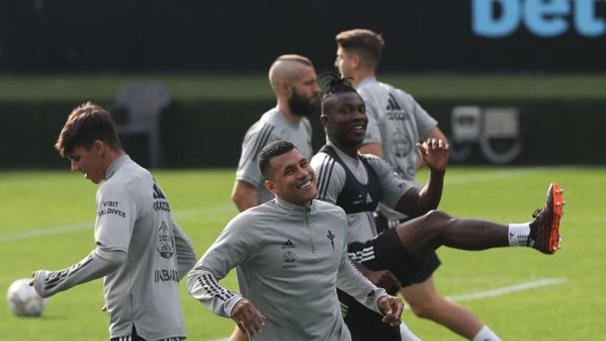 Jeison Murillo completa su primer entrenamiento y podrá jugar ante el Valencia