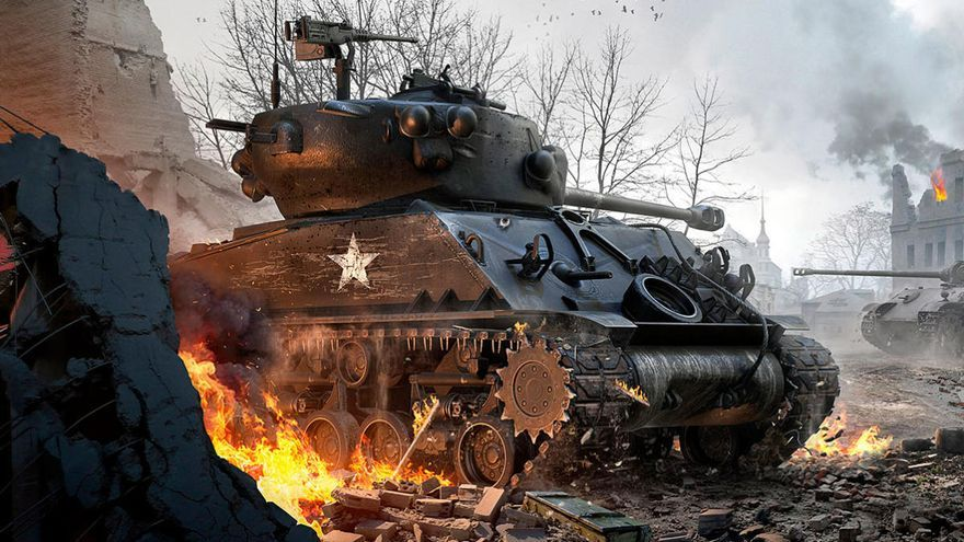 World of Tanks Blitz se traslada a Nintendo Switch con contenidos exclusivos