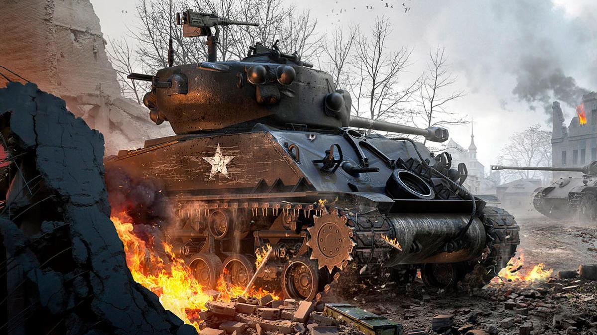 World of Tanks Blitz se traslada a Nintendo Switch con contenidos exclusivos.