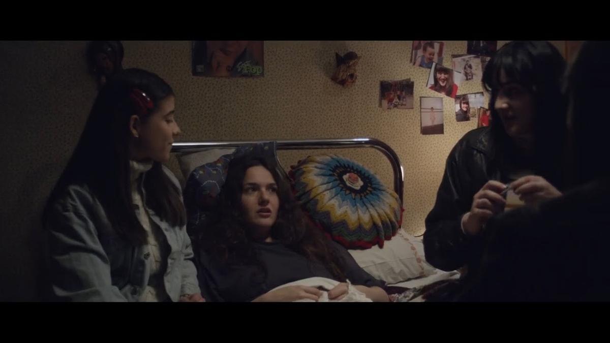 Una de las escenas de la película.