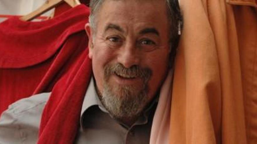 Mor l'actor manresà Joan Cirera, als 74 anys