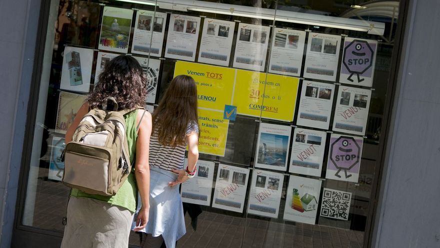 El semáforo del precio excesivo de la vivienda sube a amarillo en España