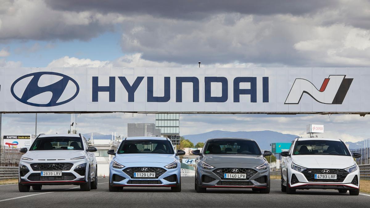 Gama N de Hyundai: Pasión por conducir