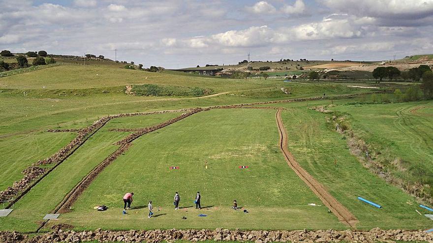 Golf | Zamora, ante la opción de mejorar su hándicap