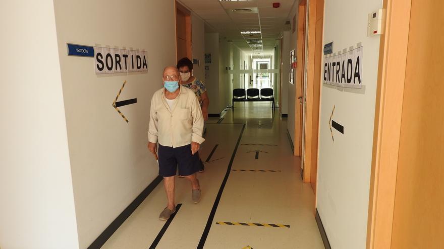Cribado en el Centro de Día de Formentera tras detectar un positivo