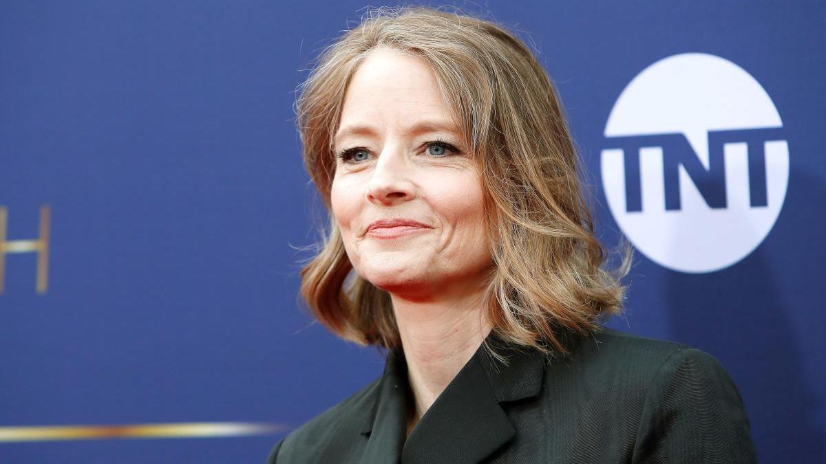 La actriz Jodie Foster