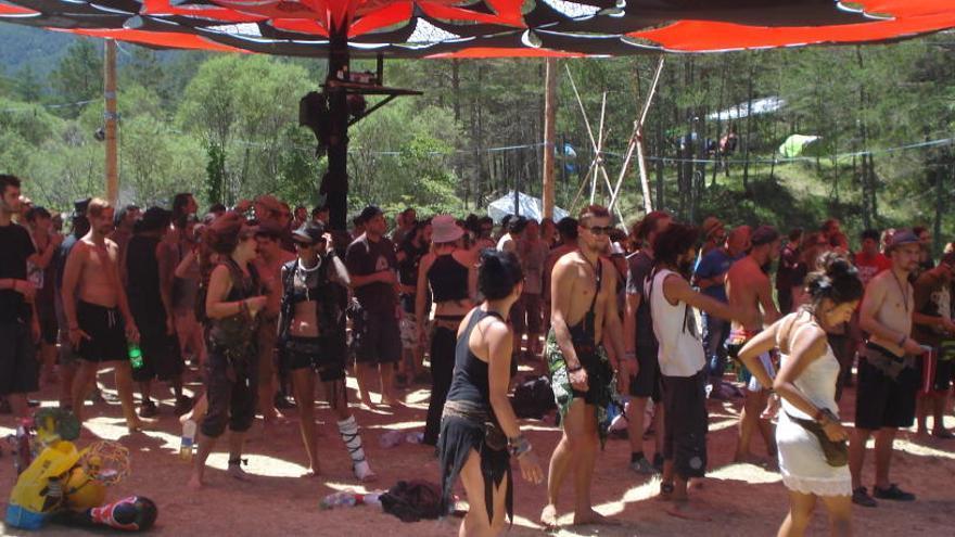 El polèmic festival de música electrònica deixa Sant Jaume i estudia mudar-se al Ripollès