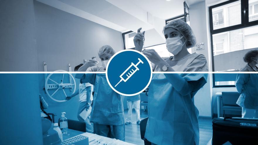 La calculadora de la vacunación en Asturias: consulta en esta aplicación cuándo te llegará el turno