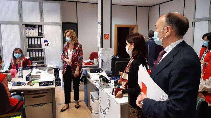 Alegría insta a las empresas de Aragón a no olvidar a los vulnerables al contratar