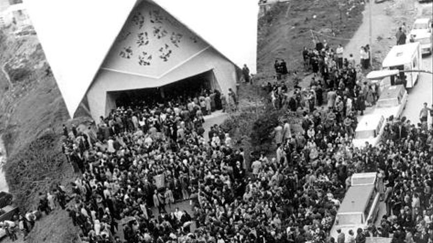 Accidente de autobús en el río Órbigo: 40 años del mayor día de luto en Vigo