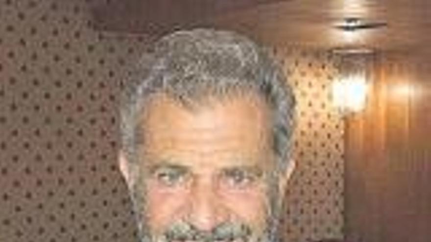 Mel Gibson estuvo hospitalizado por Covid