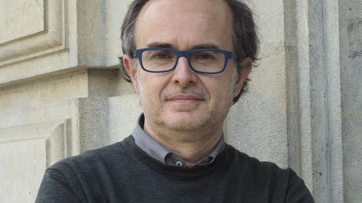 Fernando Peña Rambla és l'autor d'aquest assaig sobre el viatge de Flaubert per Orient.