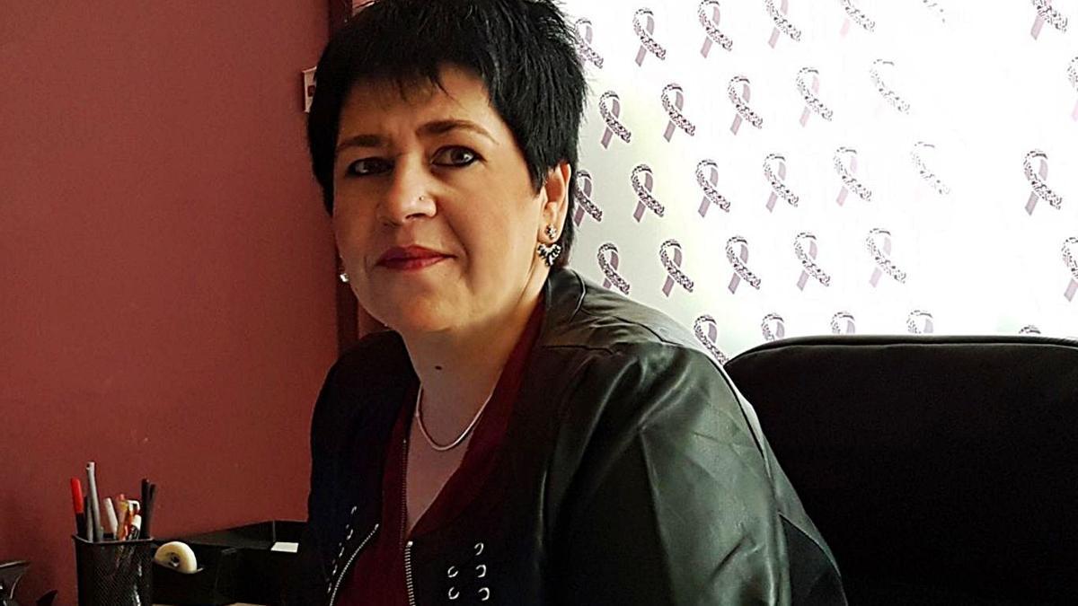 Encarni Iglesias preside la asociación Stop! Violencia de Género Digital. |   // KASPERSKY