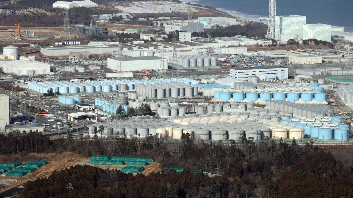 Una imagen de Fukushima.
