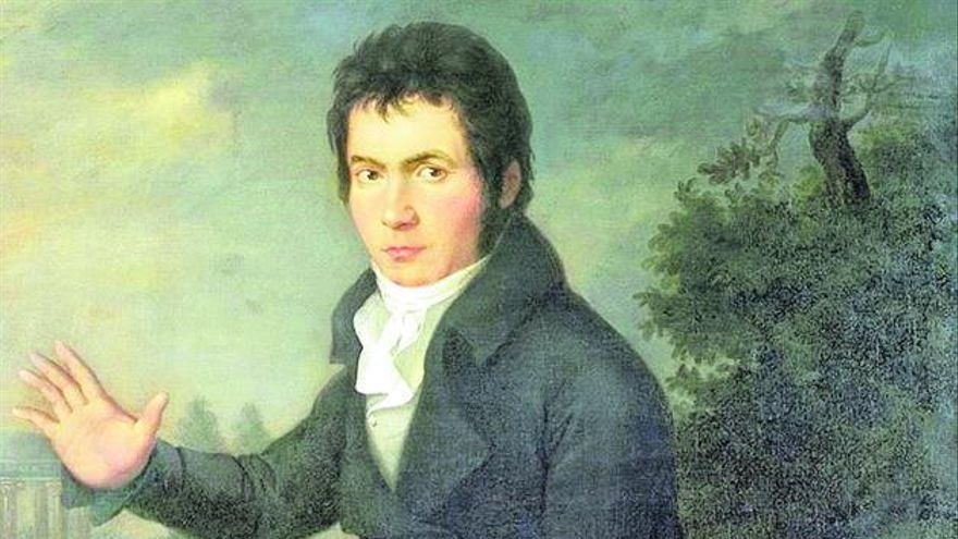 ¡Olvida a Beethoven!
