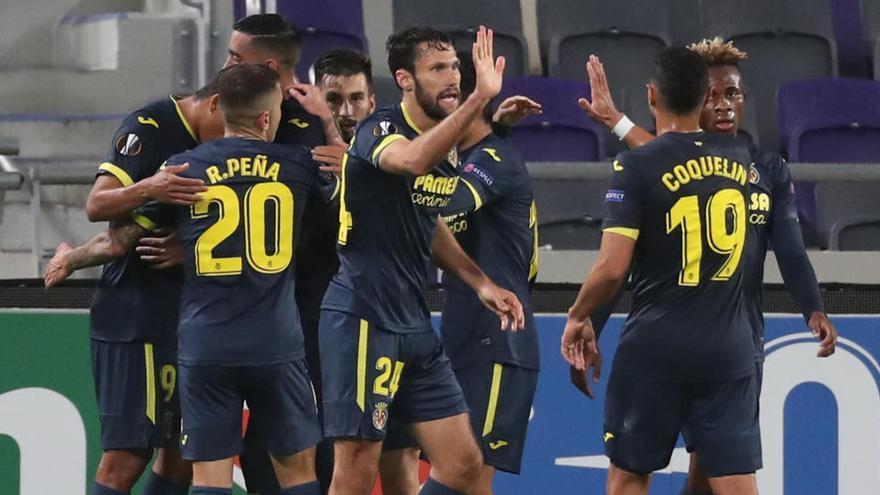 El Villarreal mantiene liderato en Israel pero no ata el pase