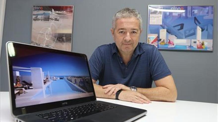 """José Luque: """"Hay que crear una red de arterias optimizadas, peatonales y rodadas"""""""