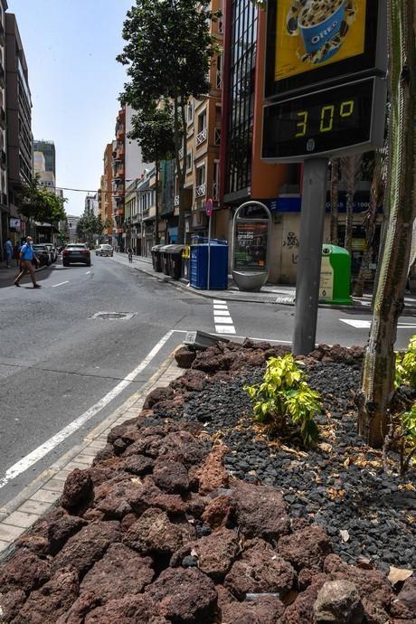 27-08-20  LAS PALMAS DE GRAN CANARIA. CIUDAD. LAS PALMAS DE GRAN CANARIA.  METEOROLOGIA. Clima.  Fotos: Juan Castro.    27/08/2020   Fotógrafo: Juan Carlos Castro