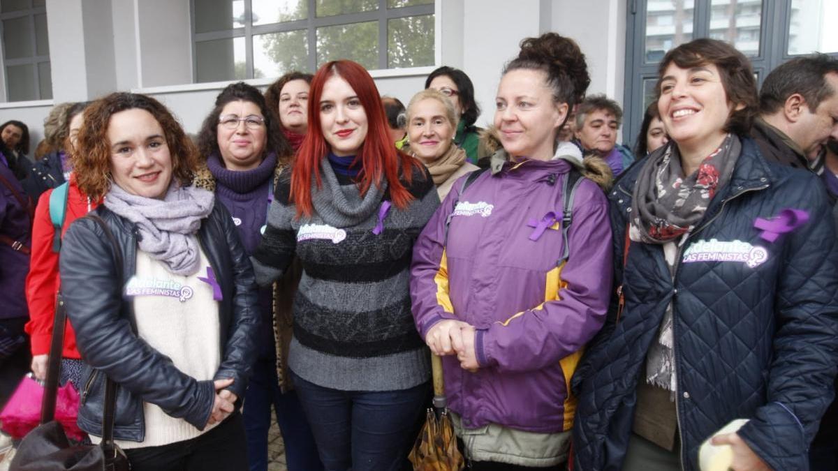 Adelante Andalucía propone destinar el 5% del PIB a una Consejería de Feminismo