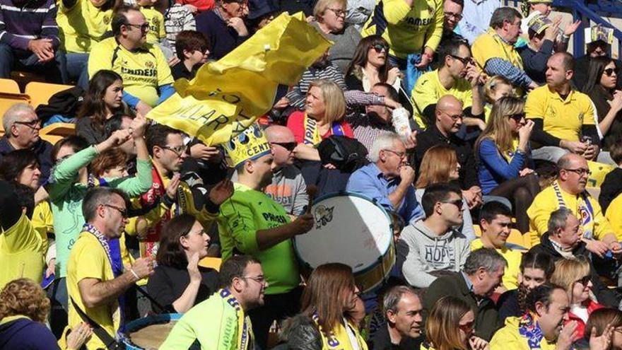 El Villarreal CF ya supera los 15.000 abonados en el primer mes de campaña