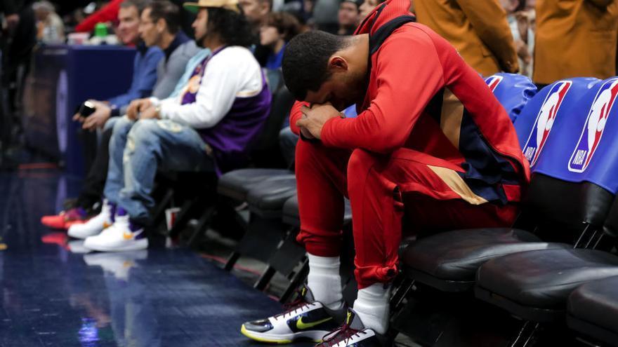 La NBA se viste de luto por la trágica muerte de Bryant