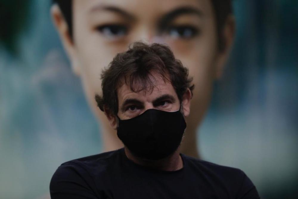 Ana Pastor y Oscar Camps (Open Arms) presentan en Palma el documental 'Origen'