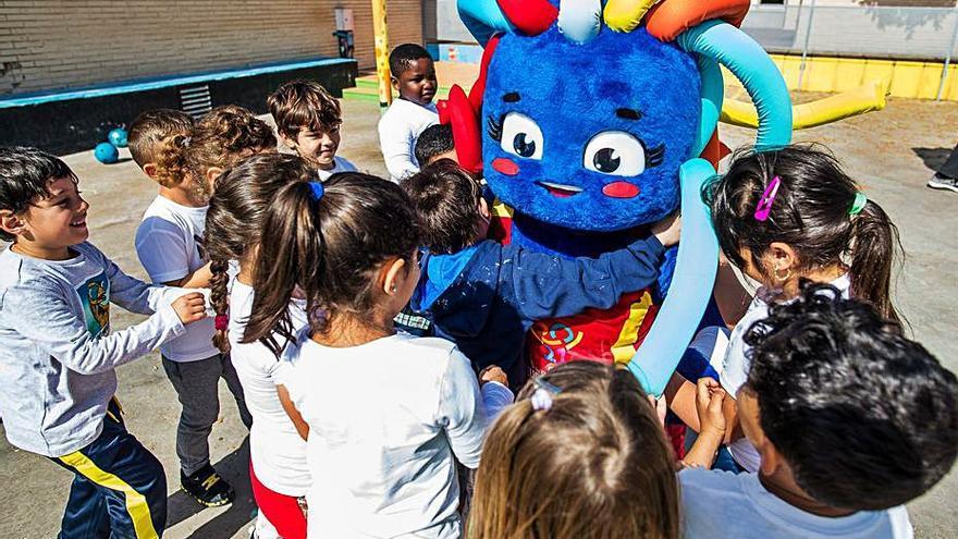 Més de 250.000 escolars celebren el Dia de l'Esport