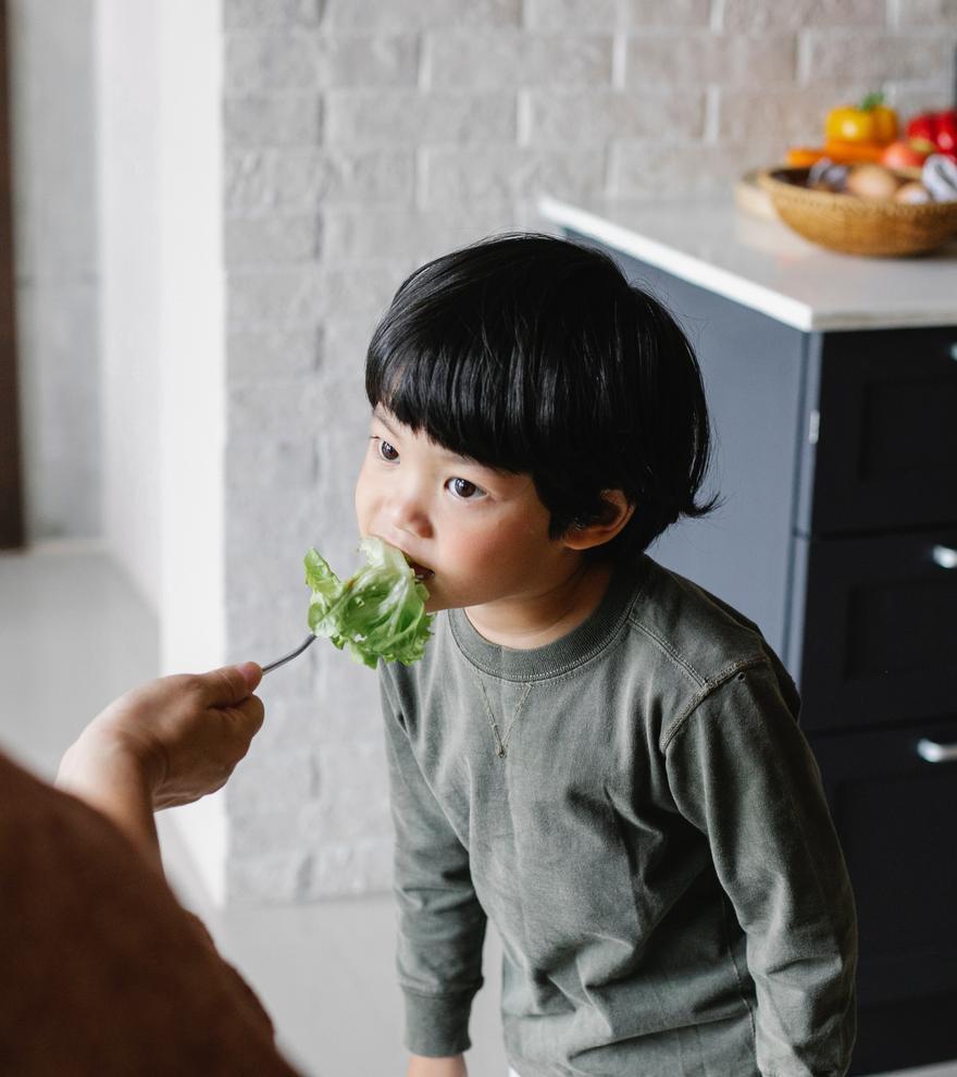 Mi hijo no quiere comer: cómo las actitudes de los padres condicionan la relación de los niños con la comida
