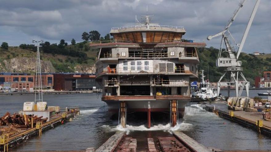 El dueño de Vulcano se alía con una filial de ACS para comprar La Naval de Sestao