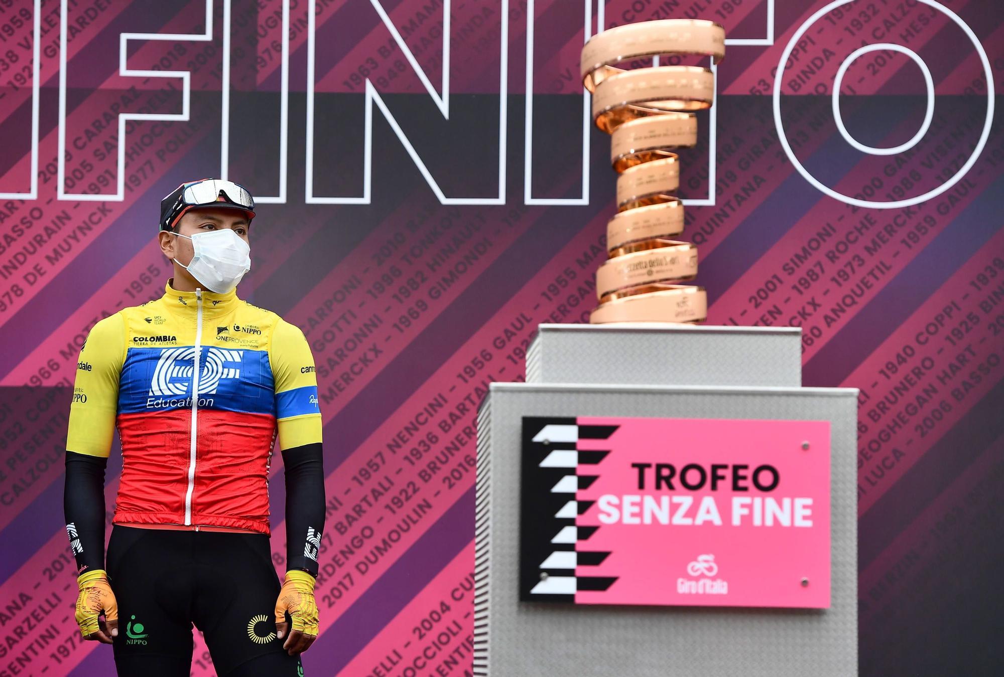 Giro de Italia: Etapa Biella - Canale