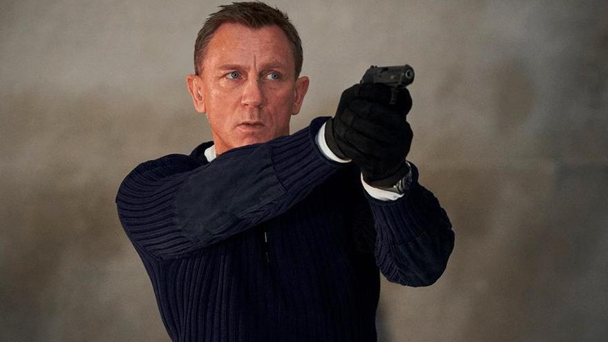 James Bond aplaza el estreno de 'Sin tiempo para morir'